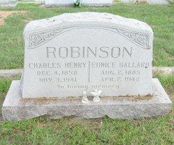 Eunice Havegal <i>Ballard</i> Robinson