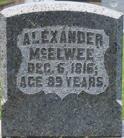 Alexander McElwee