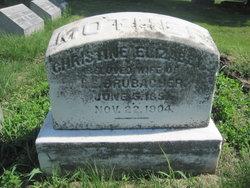 Christine Elizabeth <i>Knoderer</i> Brubacher