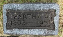 Martha Ann <i>Johnson</i> Heaton