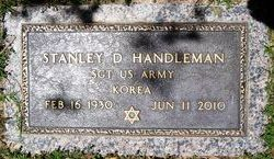 Stanley David Handleman