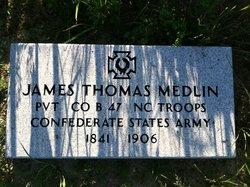 Pvt James Thomas Tom Medlin