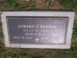 Edward Smyers Barben