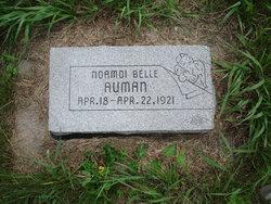 Naomi Belle Auman