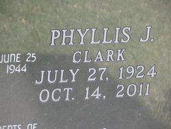 Phyllis J. <i>Clark</i> Wichers
