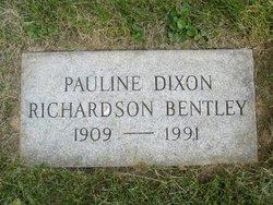 Pauline D Bentley