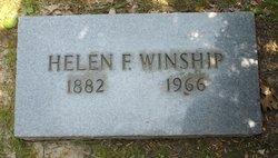 Helen Frances Winship