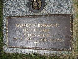 Robert R. Borovic