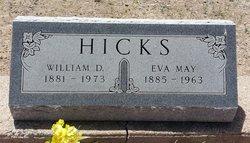 Eve Mae <i>Darnall</i> Hicks