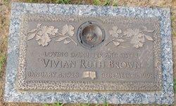 Vivian Ruth Brown