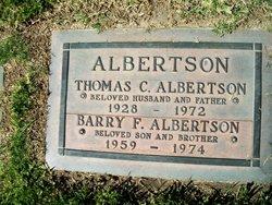 Barry F Albertson