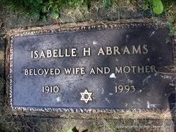 Isabelle H. Abrams
