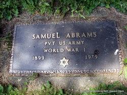Pvt Samuel Abrams