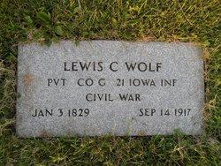 Louis Clayton Wolf