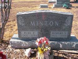 Ruby Pauline <i>Clevenger</i> Minton