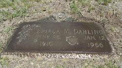 Frieda M Dahling