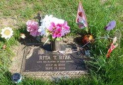 Rita T Rizk