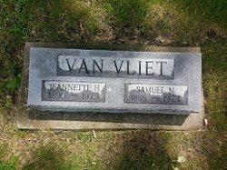 Jeannette <i>Hospers</i> Van Vliet