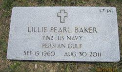 Lillie Pearl Baker