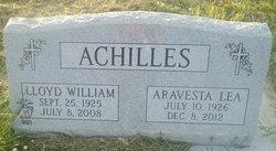 Aravesta Lee Achilles