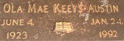 Ola Mae <i>Keeys</i> Austin