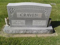 Mamie <i>Dennis</i> Craven