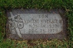 Vincent V Verace, III