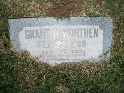 Grant Huber Worthen