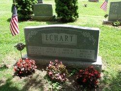 Ethel E <i>Jenkins</i> Echart