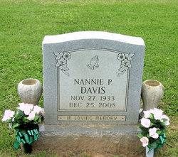 Nannie <i>Patterson</i> Davis