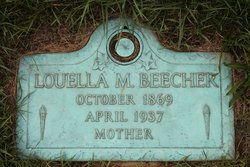 Louella May <i>Creek</i> Beecher