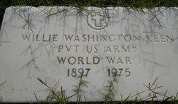 Willie Washington Keen