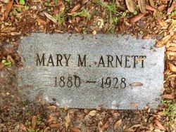 Mary M. Arnett
