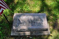 Roswell R Becker