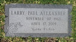 Larry Paul Alexander