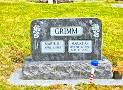 Robert George Grimm