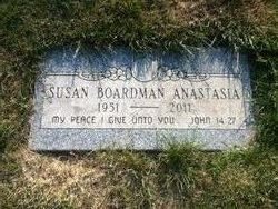 Susan <i>Boardman</i> Anastasia