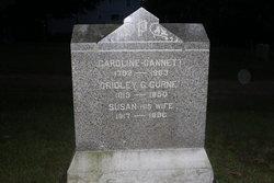 Caroline Gannett