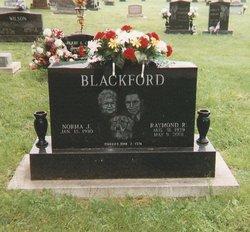 Raymond R Blackford