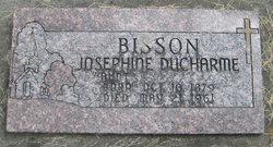 Josephine <i>Ducharme</i> Bisson