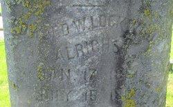 Unknown W <i>Lockwood</i> Alrichs