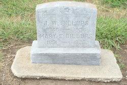 Joseph Willard Billups