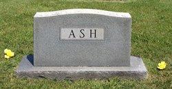 Ruth <i>Thomas</i> Ash