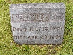 Edwin F. Sayles
