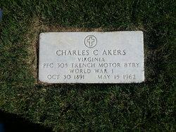 Charles C Akers