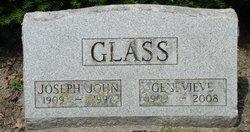 Genevieve Elizabeth Betty <i>McKee</i> Glass