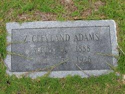 Z. Cleveland Adams