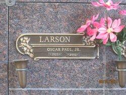 Oscar Paul Larson, Jr
