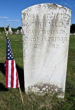 John Hastings Allen, Sr