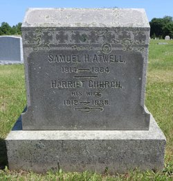 Harriet <i>Church</i> Atwell